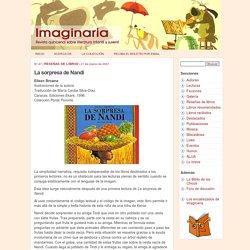 Libros - Imaginaria No. 47 - 21 de marzo de 2001