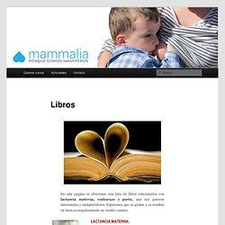 Libros lactancia materna, embarazo y parto,