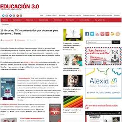 20 libros no TIC recomendados por docentes para docentes (I Parte)