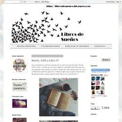 Libros de Sueños: Manta, Café y Libro #1