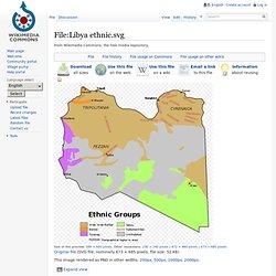 File:Libya ethnic.svg