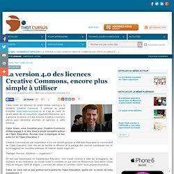 La version 4.0 des licences Creative Commons, encore plus simple à utiliser