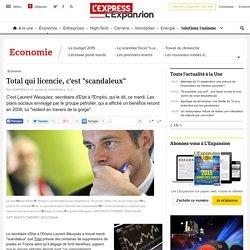 """Total qui licencie, c'est """"scandaleux"""" - L'Express"""
