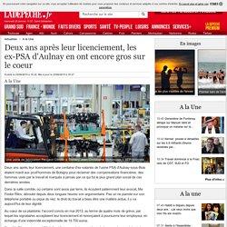 Deux ans après leur licenciement, les ex-PSA d'Aulnay en ont encore gros sur le coeur - 23/06/2015 - ladepeche.fr