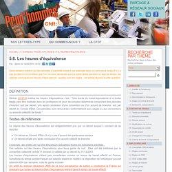 Info Prud'hommes. Droit du travail CFDT. Licenciement, travail, contrat, faute, avertissement, poste