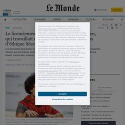 Le licenciement polémique de Timnit Gebru, qui travaillait chez Google sur les questions d'éthique liées à l'IA