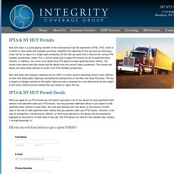 IFTA License