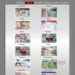 The best place to get affordable Fake ID easily