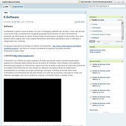 analise1discurso1online [licensed for non-commercial use only] / 6 Software