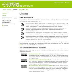Creative Commons Belgium