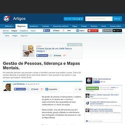 Gestão de Pessoas, liderança e Mapas Mentais. - Luis Perdomo