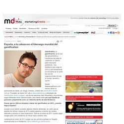 España, a la cabeza en el liderazgo mundial del gamification