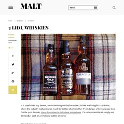 Malt - Whisky Reviews