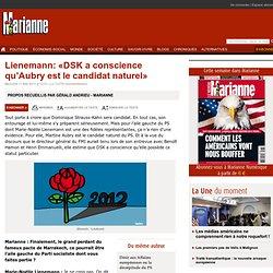 Lienemann: «DSK a conscience qu'Aubry est le candidat naturel»