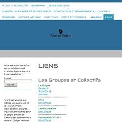 Liens - Site Officiel