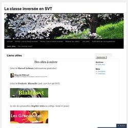 La classe inversée en SVT