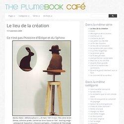 The Plumebook Café – Le lieu de la création