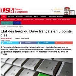 Etat des lieux du Drive français en 6 points...