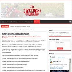 État des lieux de la randonnée en France – Blog Veille GTA