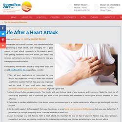 Life After a Heart Attack