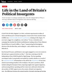 Life in the Land of Britain's UKIP Party