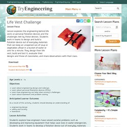 Life Vest Challenge