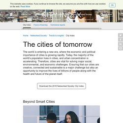 Life in Cities of the Future - Ericsson