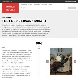 The Life of Edvard Munch — Munchmuseet