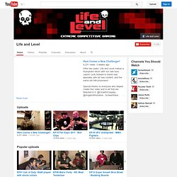 LifeAndLevel's Channel