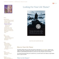 Life Themes - 28 Themes of Life