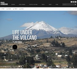 Life Under the Volcano