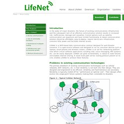 LifeNet: About LifeNet