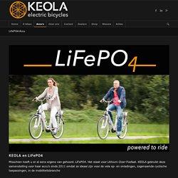 LifePO4 Accu - Keola E-bikes