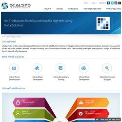 Liferay Portal Development