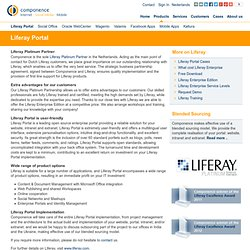 Liferay Portal - Componence.com