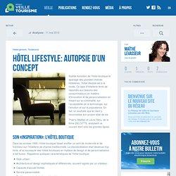 » Hôtel lifestyle: autopsie d'un concept