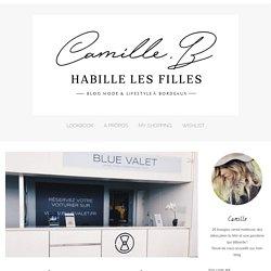 Camille habille les filles » Blog mode et lifestyle à Bordeaux » J'ai testé le service Blue Valet à Bordeaux