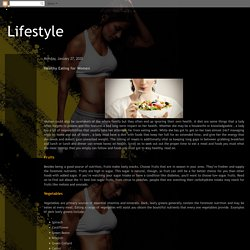 Lifestyle: Healthy Eating for Women