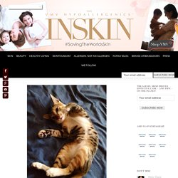 VMV Inskin » Read articles on skin treatment and skin lifestyle from VMV Skincare Blog. Discover inspiring stories about beauty and health. Learn more.Allergic Family Bathes Pets in Hypoallergenic Washes! - Skincare Blog & Life