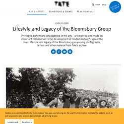 Lifestyle and Legacy of the Bloomsbury Group – Look Closer