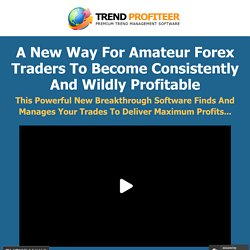 Forex Signals - Make Money With The Best Forex Signal System