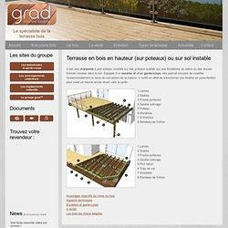 grad lifetime decking - Le spécialiste de la terrasse bois