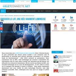 LiFi : le WiFi du futur ira à la vitesse de la lumière !