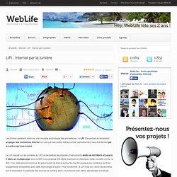 LiFi : Internet par la lumière