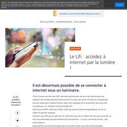Le Lifi, successeur ou complément du Wifi