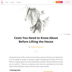 Costs You Need to Know About Before Lifting the House - Integrity homebuyers
