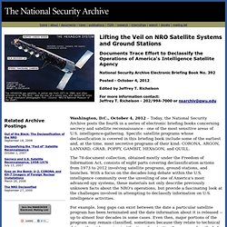 Lifting the Veil on NRO Satellite Systems and Ground Stations