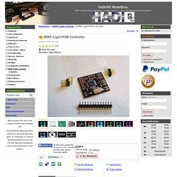 MWC-Light RGB Controller - HaDi-RC Modellbau