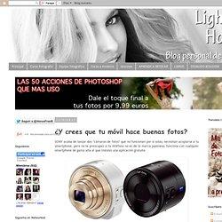 Light Home: ¿Y crees que tu móvil hace buenas fotos?