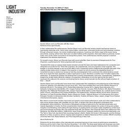 Light Industry